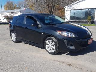 Used 2010 Mazda MAZDA3 GS for sale in Barrie, ON