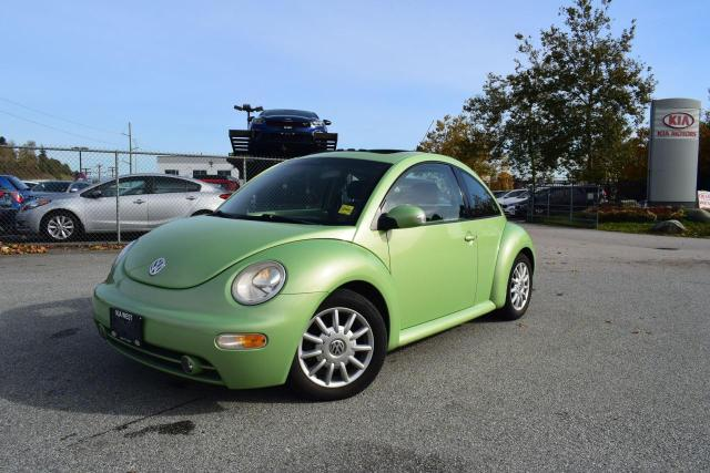 2005 Volkswagen New Beetle AC/AUTO/ROOF/PL/PW/CC/CD/