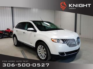 Used 2012 Lincoln MKX for sale in Moose Jaw, SK