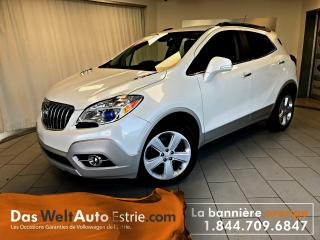 Used 2015 Buick Encore Convenience, AWD, Gr. Élect. Auto. Bas Kilo! for sale in Sherbrooke, QC