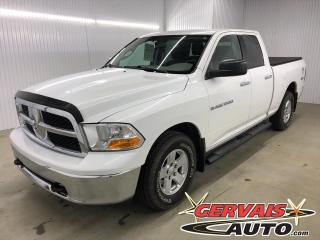 Used 2011 RAM 1500 SLT Quad Cab  4x4 MAGS for sale in Shawinigan, QC