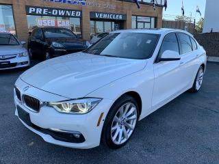 Used 2016 BMW 3 Series 4DR SDN 328D XDRIVE AWD for sale in North York, ON