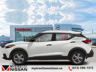 New 2019 Nissan Kicks SV FWD  -  Alloy Wheels -  Fog Lights - $167 B/W for sale in Ottawa, ON