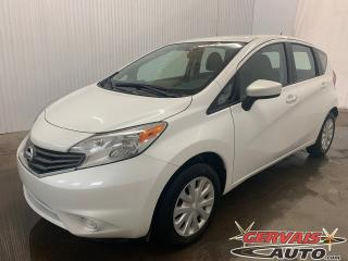 Used 2016 Nissan Versa Note S Bluetooth A/c for sale in Shawinigan, QC