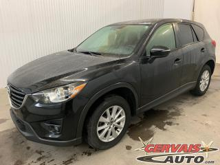 Used 2016 Mazda CX-5 GS 2.5 Toit Ouvrant MAGS Bluetooth Caméra for sale in Trois-Rivières, QC