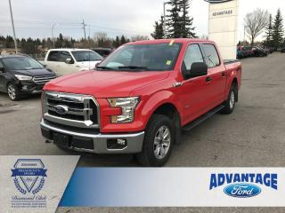 Used 2016 Ford F-150 XLT Clean Carfax - Remote Keyless Entry - Cruise Control for sale in Calgary, AB