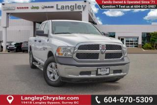 Used 2017 RAM 1500 ST *QUAD CAB* *SXT APPEARANCE GROUP* for sale in Surrey, BC