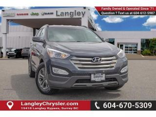 Used 2016 Hyundai Santa Fe Sport 2.4 *SPORT* for sale in Surrey, BC