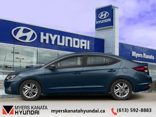 Used 2020 Hyundai Elantra Preferred IVT  - $128 B/W for sale in Kanata, ON