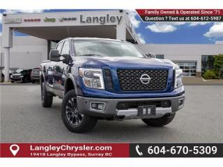 Used 2016 Nissan Titan XD SL Gas - Navigation -  Leather Seats for sale in Surrey, BC