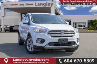 Used 2017 Ford Escape SE - Bluetooth -  Heated Seats for sale in Surrey, BC