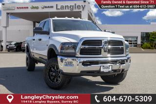 Used 2015 RAM 2500 Power Wagon - Bluetooth -  SiriusXM for sale in Surrey, BC