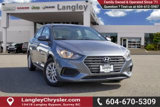 Used 2018 Hyundai Accent GL for sale in Surrey, BC