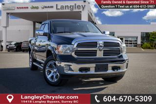 Used 2014 RAM 1500 SLT *SUNROOF* *BACKUP CAMERA* for sale in Surrey, BC