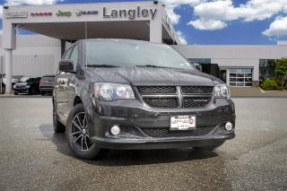 Used 2018 Dodge Grand Caravan GT - Bluetooth -  Leather Seats for sale in Surrey, BC