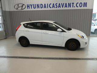 Used 2016 Hyundai Accent LE for sale in St-Hyacinthe, QC