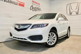 Used 2017 Acura RDX TECH AWD for sale in Blainville, QC