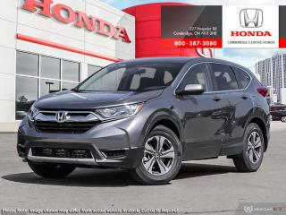 Used 2019 Honda CR-V LX 2WD for sale in Cambridge, ON