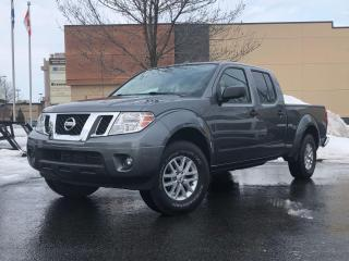 Used 2016 Nissan Frontier SV for sale in Drummondville, QC