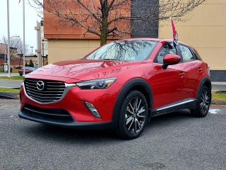 Used 2016 Mazda CX-3 GT for sale in Drummondville, QC