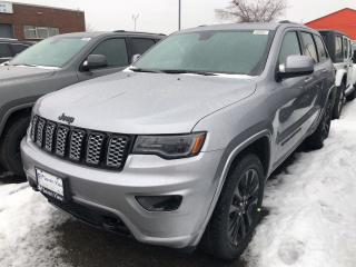 New 2020 Jeep Grand Cherokee Altitude for sale in Concord, ON