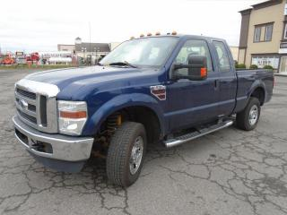 Used 2008 Ford F-250 4 RM, Super cabine 142 po, XL for sale in Mirabel, QC