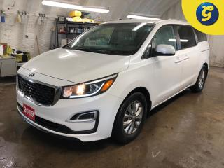 Used 2019 Kia Sedona LX * 8 Passenger * Reverse camera with park assist * Heated front seats * Power drivers seat * Heated steering wheel * Front and rear climate control for sale in Cambridge, ON