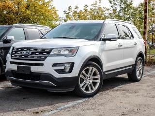 Used 2016 Ford Explorer LIMITED for sale in Thornhill, ON