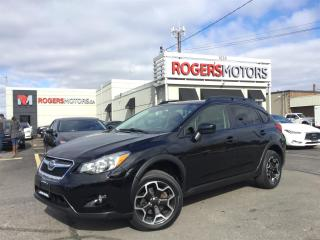 Used 2015 Subaru XV Crosstrek AWD - HTD SEATS - REVERSE CAM for sale in Oakville, ON