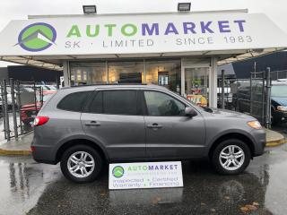Used 2010 Hyundai Santa Fe GLS 3.5 4WD BEAUTIFUL! FREE BCAA! FREE WRNTY! for sale in Langley, BC