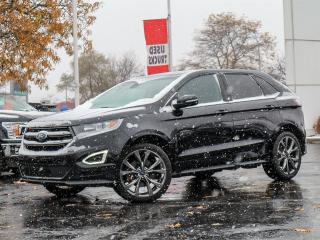 Used 2016 Ford Edge SPORT for sale in Burlington, ON