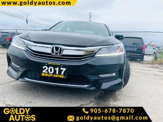 Used 2017 Honda Accord 4dr I4 CVT Sport for sale in Mississauga, ON