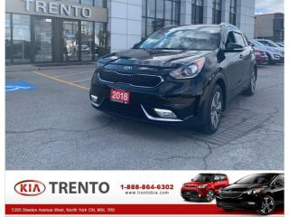 Used 2018 Kia NIRO EX Premium EX | HYBRID | ONE OWNER | LOCAL TRADE IN for sale in North York, ON