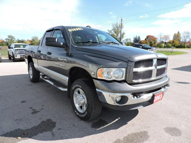 2003 Dodge Ram 2500 Laramie. Diesel. New tires. Up to 5 year finance