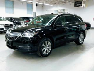 Used 2014 Acura MDX ELITE PKG/NAV/BACK-UPCAM/VENTILATED SEATS/DVD! for sale in Toronto, ON