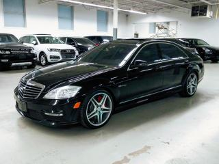 Used 2011 Mercedes-Benz S-Class S 63 AMG/NIGHTVIEW ASSIST/MASSAGE SEATS/REAR SHADES! for sale in Toronto, ON