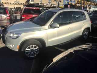 Used 2009 Volkswagen Tiguan 4DR AUTO TRENDLINE for sale in Scarborough, ON