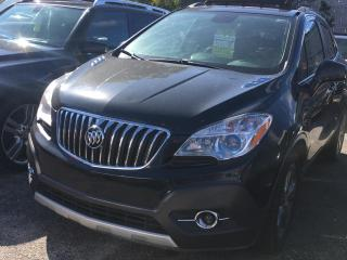 Used 2013 Buick Encore FWD 4DR LEATHER for sale in Scarborough, ON