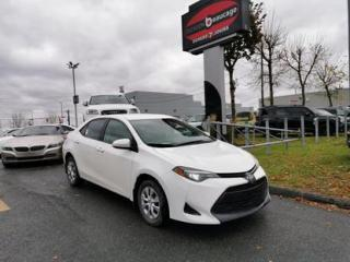 Used 2017 Toyota Corolla CE for sale in Drummondville, QC