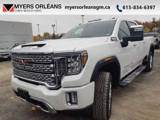 Used 2020 GMC Sierra 2500 HD Denali  - Sunroof - Leather Seats for sale in Orleans, ON