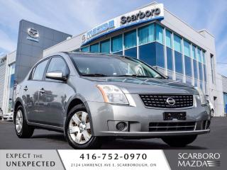 Used 2009 Nissan Sentra AUTO|LOAED|1 OWNER for sale in Scarborough, ON