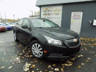 Used 2011 Chevrolet Cruze ***LS,1SB,AUTOMATIQUE,A/C,GROUPES ELEC** for sale in Longueuil, QC