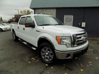Used 2009 Ford F-150 ***XLT,CREWCAB,AUTOMATIQUE,4X4,MAGS,A/C* for sale in Longueuil, QC