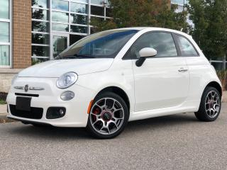 Used 2013 Fiat 500 Sport Turbo ONLY *77,647 KM* for sale in Brampton, ON
