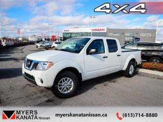 Used 2019 Nissan Frontier Crew Cab SV Long Bed 4x4 Auto  - $231 B/W for sale in Kanata, ON
