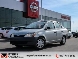Used 2002 Toyota Echo 4DR SDN AUTO  - One owner - Local for sale in Kanata, ON