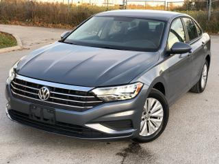 Used 2019 Volkswagen Jetta Comfort Line for sale in Brampton, ON