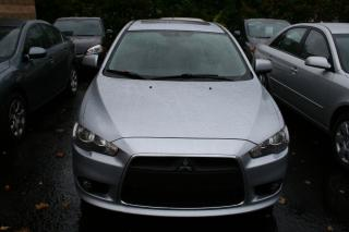 Used 2013 Mitsubishi Lancer SE for sale in Nepean, ON