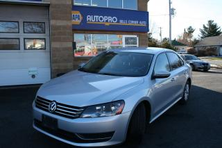 Used 2012 Volkswagen Passat 2.0 TDI DSG Comfortline for sale in Nepean, ON