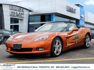 Used 2007 Chevrolet Corvette 2DR CONV for sale in Etobicoke, ON